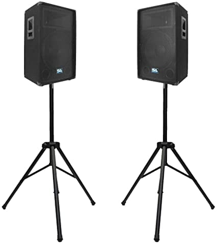 2 Speaker Sound System