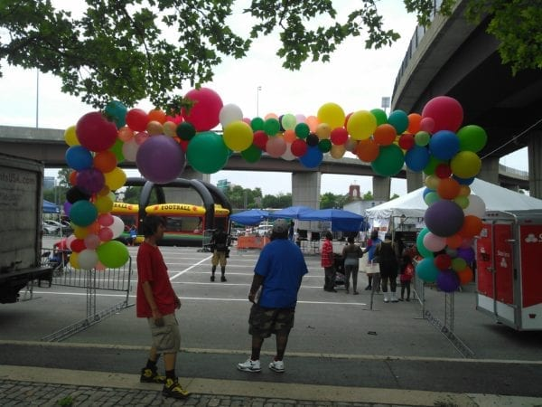 Balloon Arch scaled