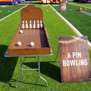 Carnival Bowling