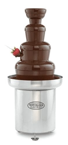 Chocolate Fountain 1