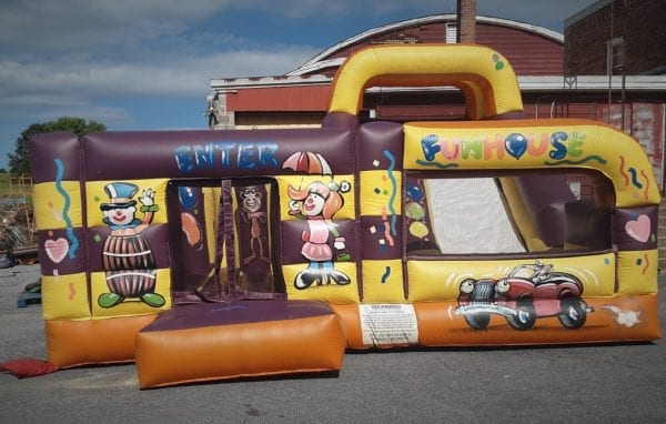 Circus Bounce Slide Combo 1 scaled