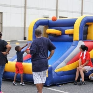 Double Shot Inflatable