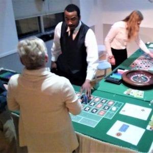 Roulette Dealer