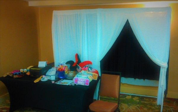Enclosed Photo Booth scaled