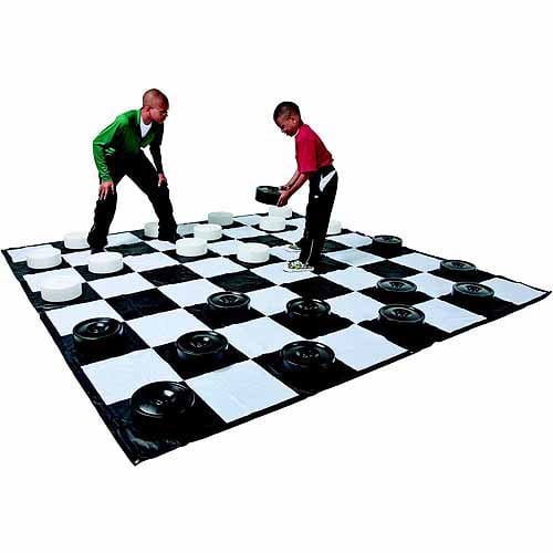 Giant Checkers 1