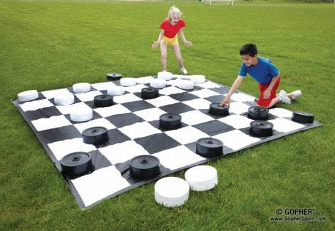 Giant Checkers 2