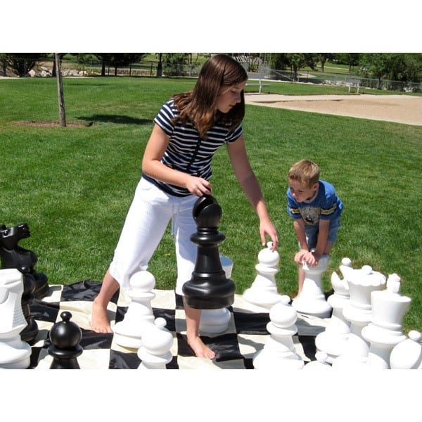 Giant Chess 2 12in. king