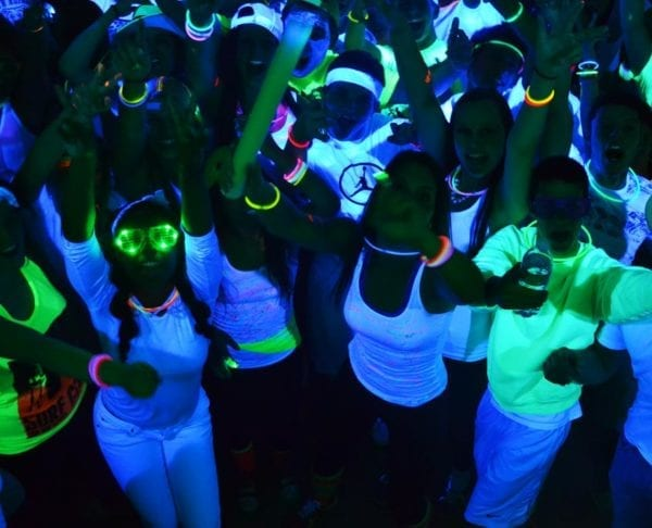 Glow Party 2