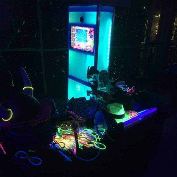 Glow Photo Booth