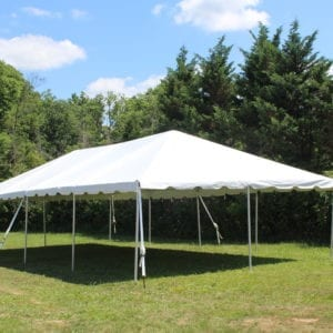 20'x40′ Frame Tent