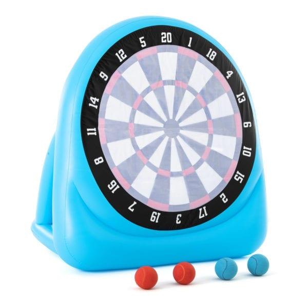 Inflatable Bullseye Toss Dart Board scaled