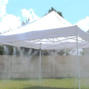 Mist Tent/Cool Zone