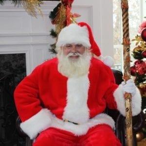 Costume Character – Santa