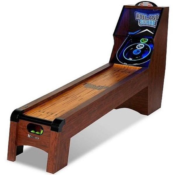 Skeeball Roll and Score Wood