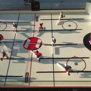 Tabletop Hockey