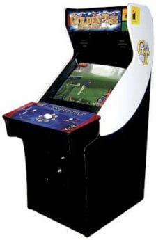Upright Arcade Machine 1