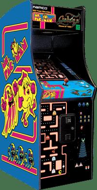 Upright Arcade Machine 2