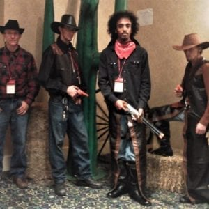 Costume Character – Western