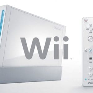 Nintendo Wii Game Station