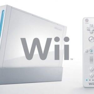 Nintendo Wii Game Station
