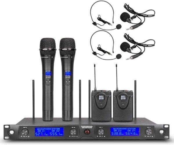 Wireless Mics 1