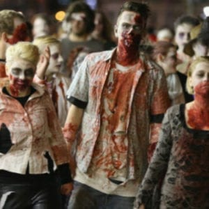 Costume Character – Zombie